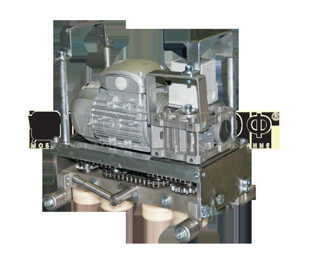 Электрическая фальцезакаточная машинка